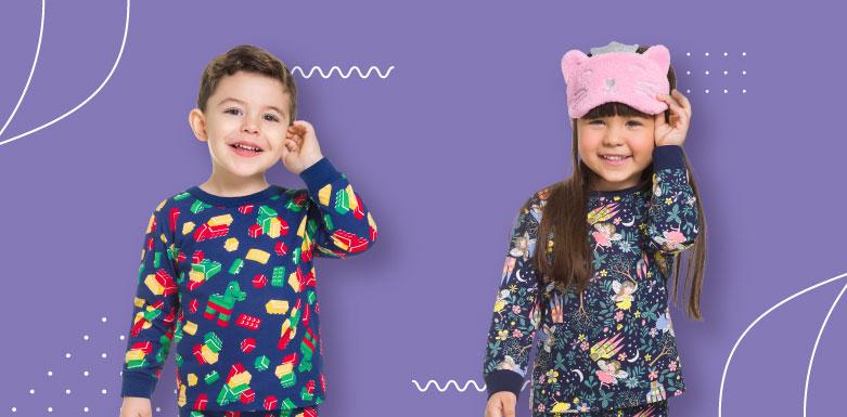 Testeira Mobile Pijama